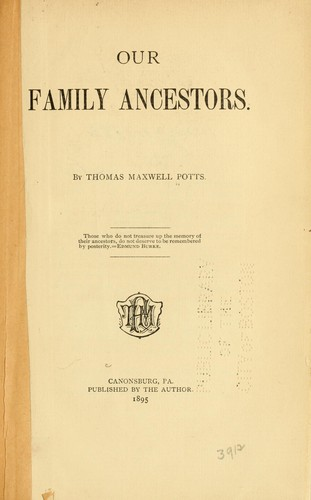 Download Our family ancestors
