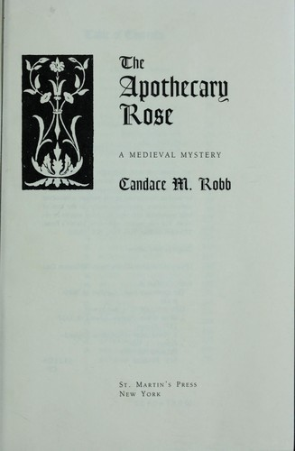 Download The apothecary rose