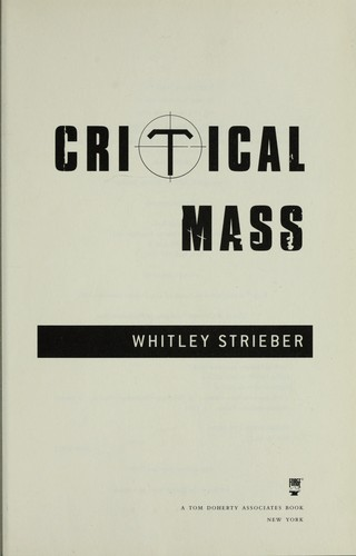 Download Critical mass
