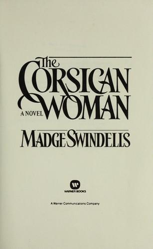 The Corsican woman