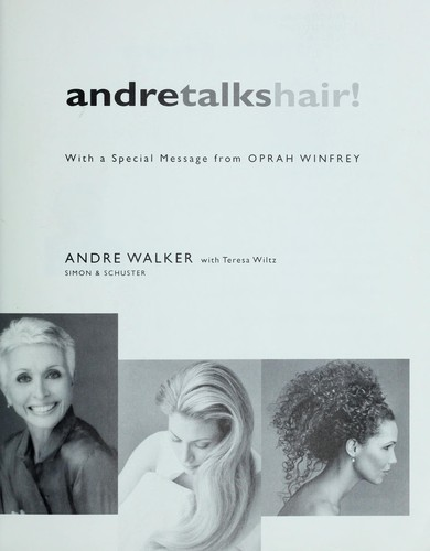 Download Andre talks hair!