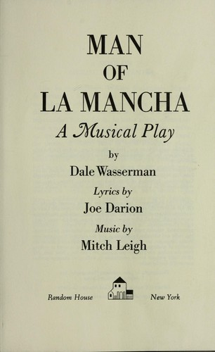 Download Man of La Mancha