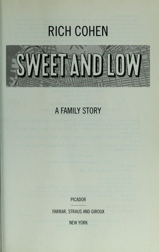 Download Sweet and low