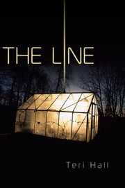 Book Cover: 'The Line' by Hall, Teri