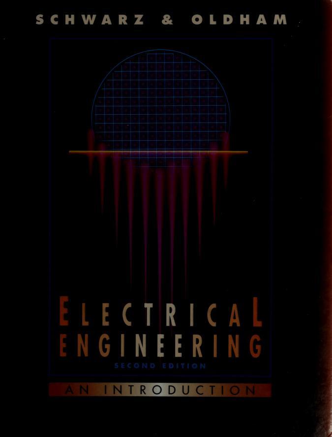 Electrical engineering by Steven E. Schwarz