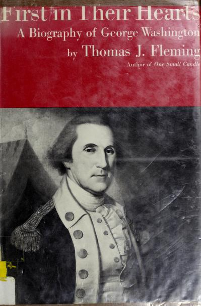 First in their hearts by Fleming, Thomas J.