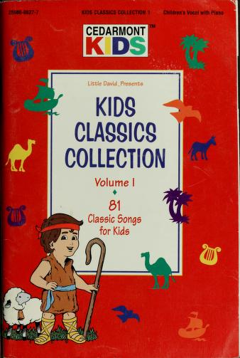 Kids classics collection by Sue Gay