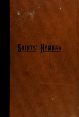 The Saints' Hymnal (RLDS) (1895)