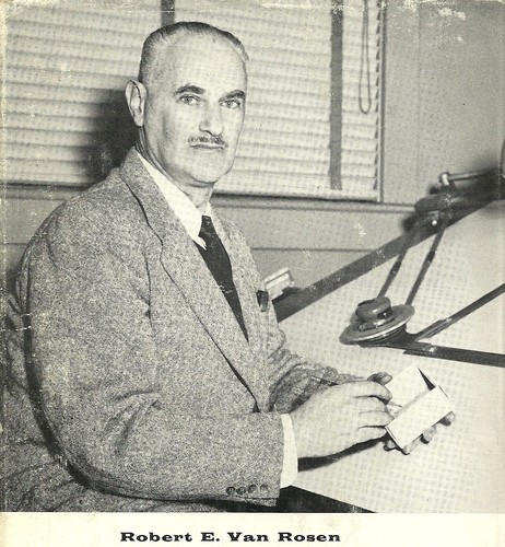 Photo of Robert E. Van Rosen