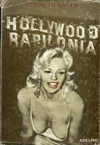 Kenneth Anger's Hollywood babylon by Kenneth Anger