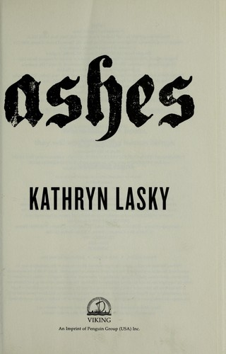 Ashes by Kathryn Lasky