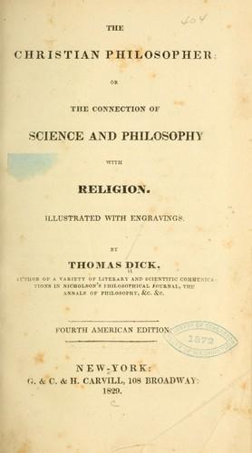The Christian philosopher