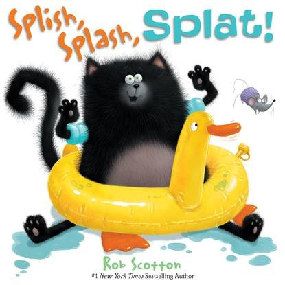 Splish Splash Splat! by