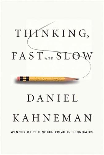 Libro de segunda mano: Thinking, fast and slow