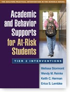 Academic and behavior supports for at-risk students by Melissa Stormont